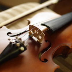 バイオリンイメージ写真