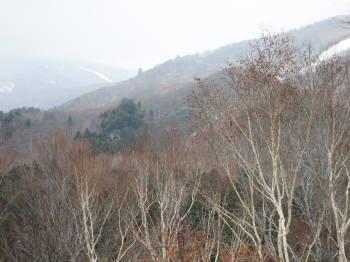 志賀高原11月末、写真2
