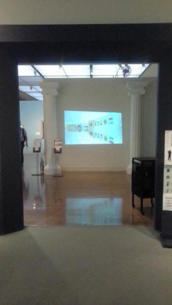 名古屋ボストン美術館展示室入り口2